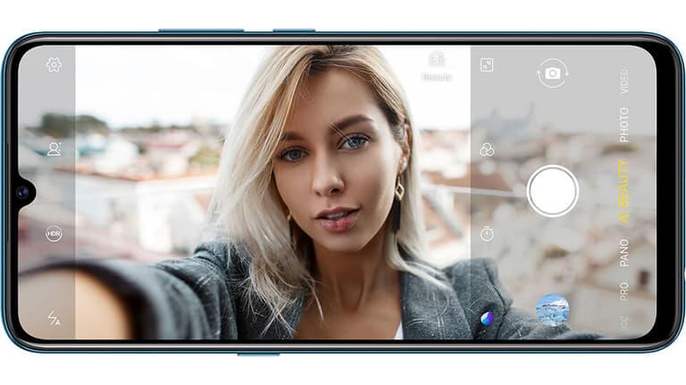 nhận diện khuôn mặt trên camera AI