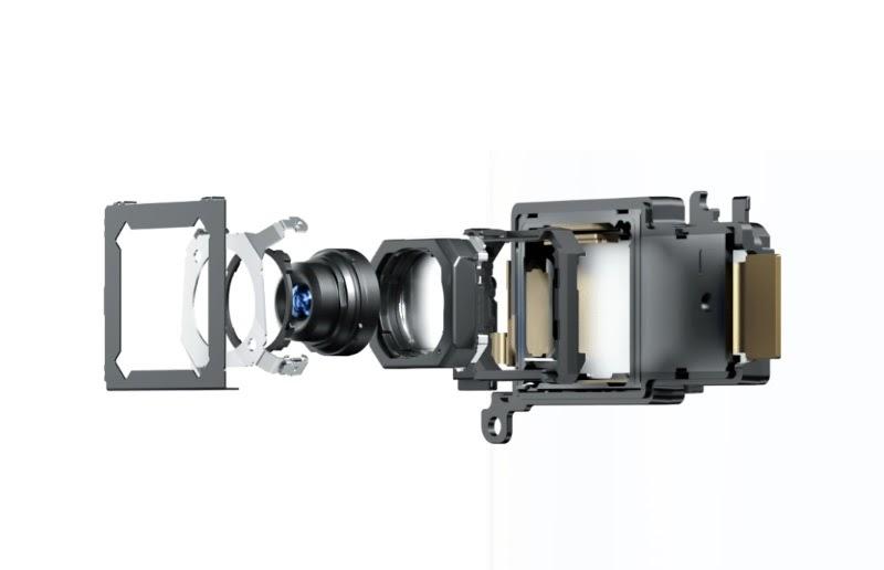 Camera Gimbal chống rung đỉnh cao của vivo X50 Pro