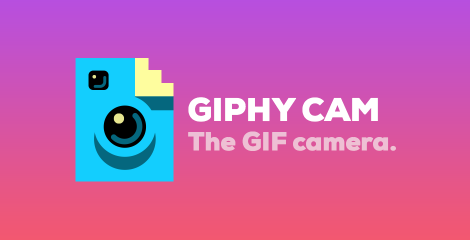 Ứng dụng Giphy Cam