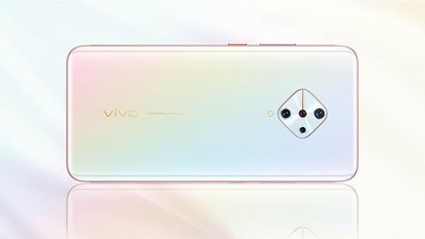 Thiết kế camera hình dáng kim cương của vivo S1 Pro