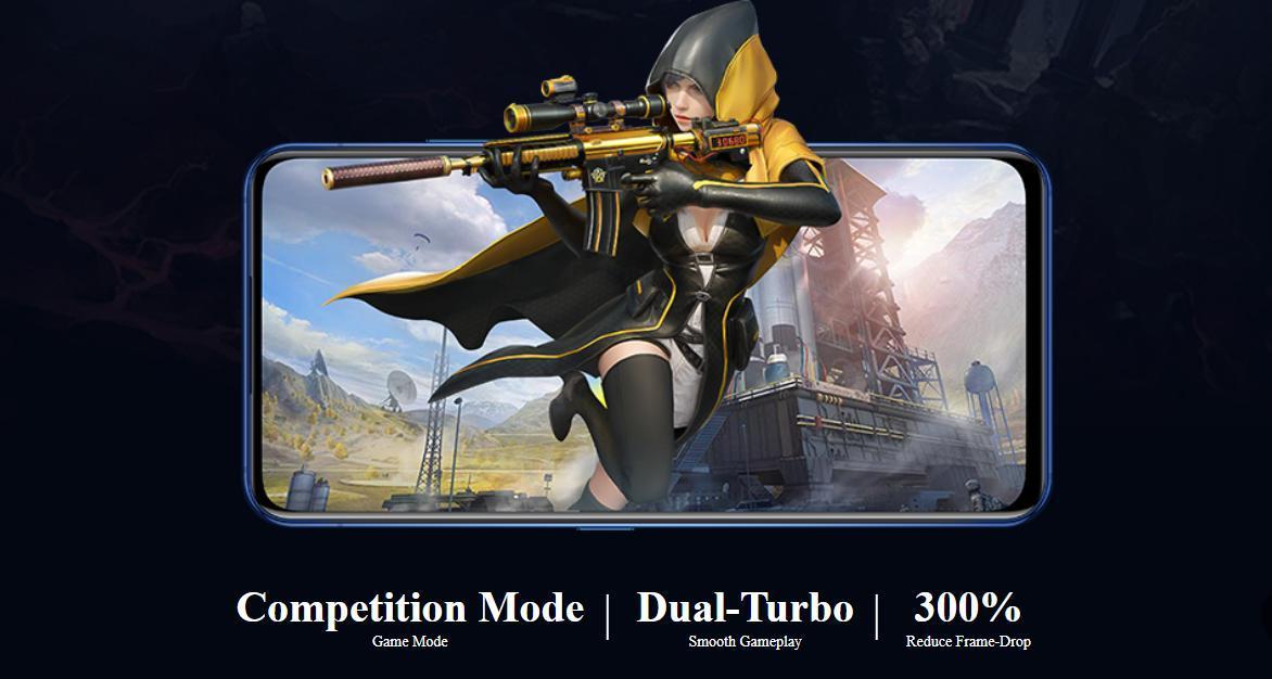 tính năng Dual Turbo