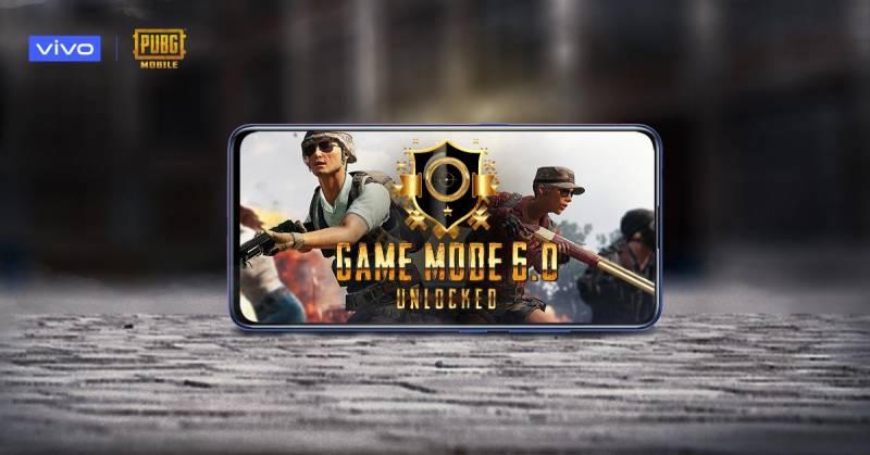 game pubg mobile trên vivo y15