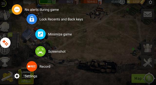 Công cụ tăng trải nghiệm khi chơi game android