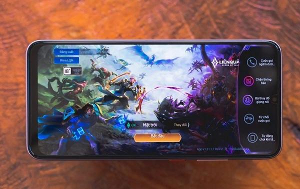 Tắt thông báo khi chơi game trên vivo S1 Pro