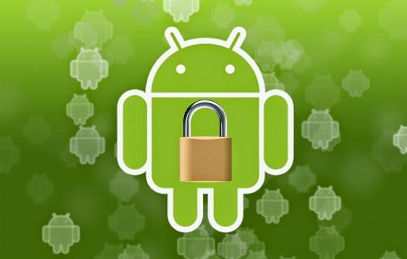 điện thoại Android bị khóa mã bảo vệ