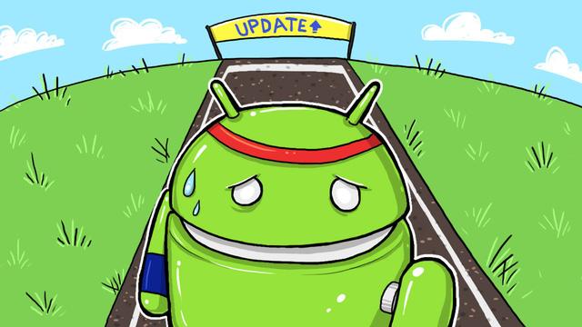 Điện thoại Android bị chậm