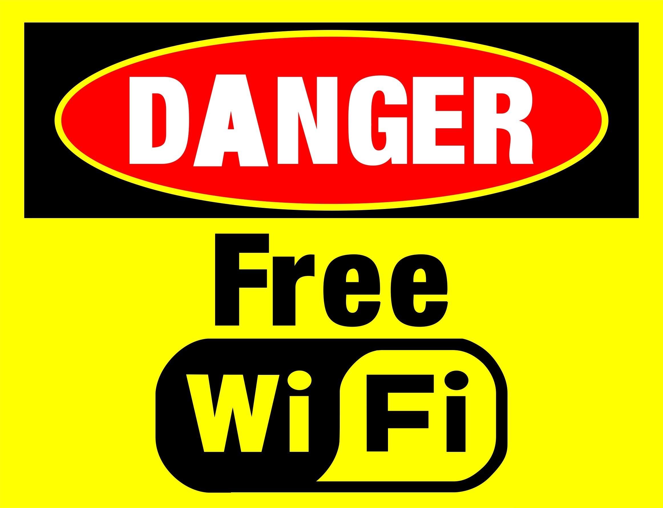Sử dụng wifi free khiến hacker dễ dàng truy cập vào điện thoại
