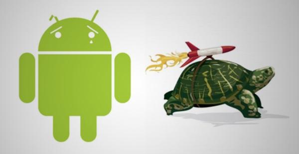 Điện thoại bị nhiễm virus có tốc độ hoạt động chậm dần