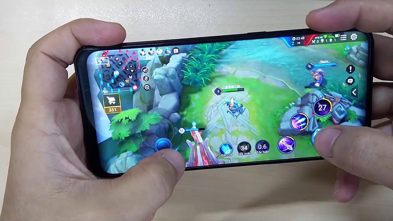 Điện thoại android nóng lên khi chơi game