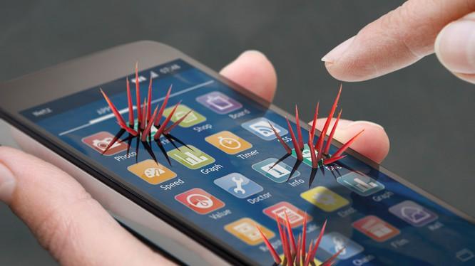 ứng dụng độc hại trên điện thoại android