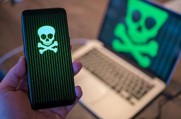 điện thoại bị giật lag khi nhiễm virus