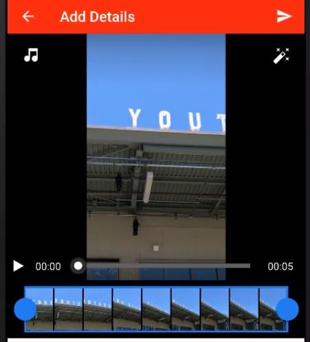 cắt xén thời lượng video