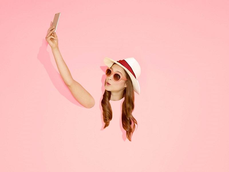 Selfie rất được ưa chuộng trong suốt những năm qua