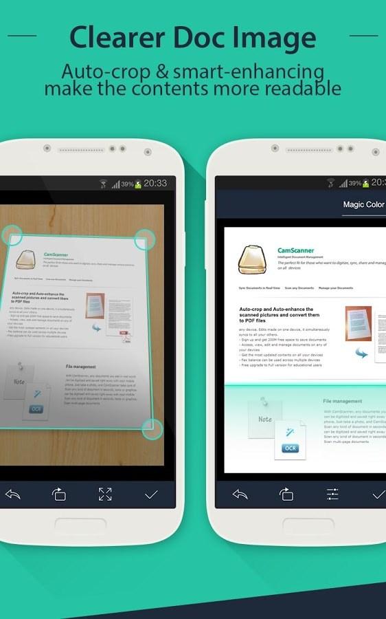 cách scan tài liệu bằng các ứng dụng trên điện thoại