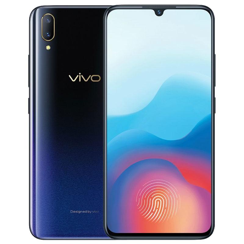 Điện thoại vivo V11 bảo mật tốt bằng nhận diện khuôn mặt