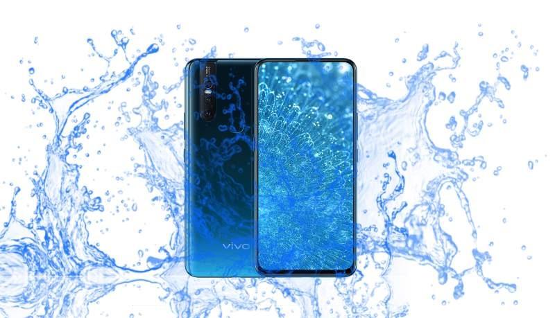 Thử nghiệm điện thoại vivo S1 có chống nước