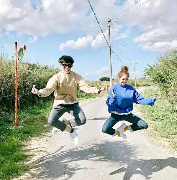 Cùng nhau nhảy lên nào!