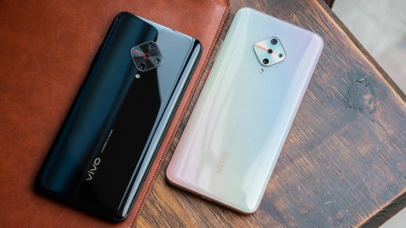 Điện thoại vivo S1 Pro có hỗ trợ quay màn hình ghi âm hệ thống