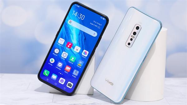 Điện thoại vivo V17 Pro có hỗ trợ quay màn hình ghi âm hệ thống