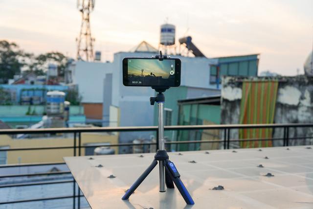 Chọn góc thích hợp khi quay video time-lapse