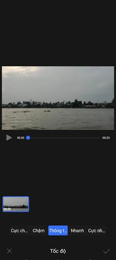 Tốc độ video