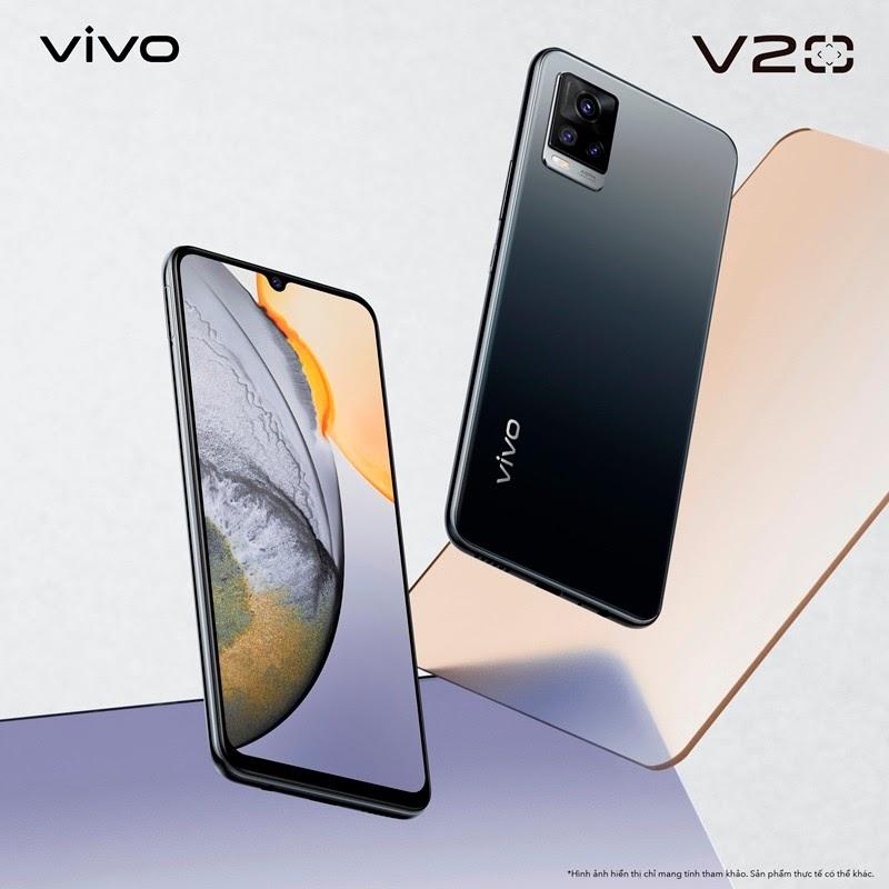 vivo V20 cho một trải nghiệm vô cùng tuyệt vời với khả năng tối ưu phần mềm lẫn phần cứng