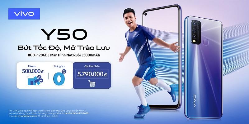 điện vivo Y50 hot sale