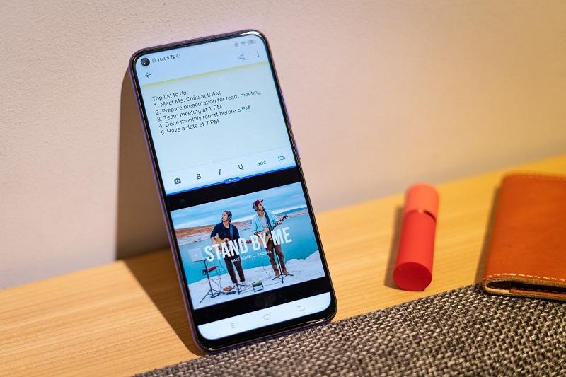 smartphone tầm trung cấu hình mạnh vivo Y50