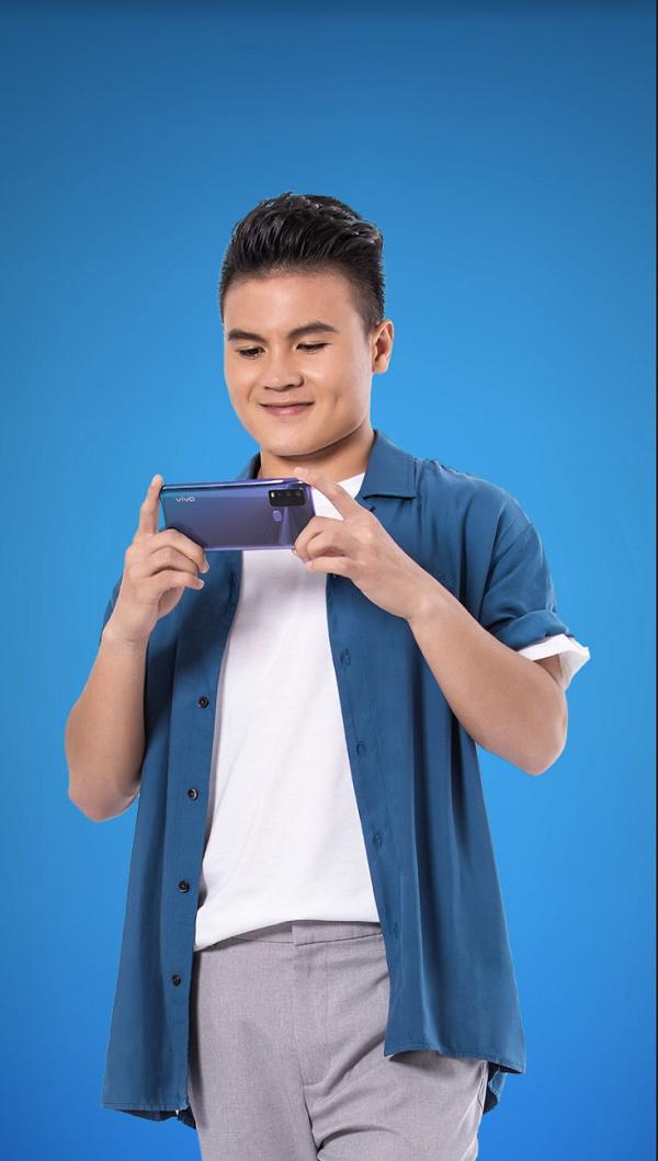 điện thoại Quang Hải vivo Y50