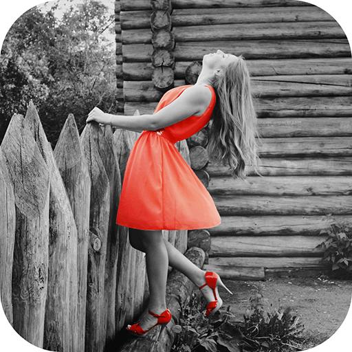 App chỉnh màu đẹp: Black and White Photo Editor