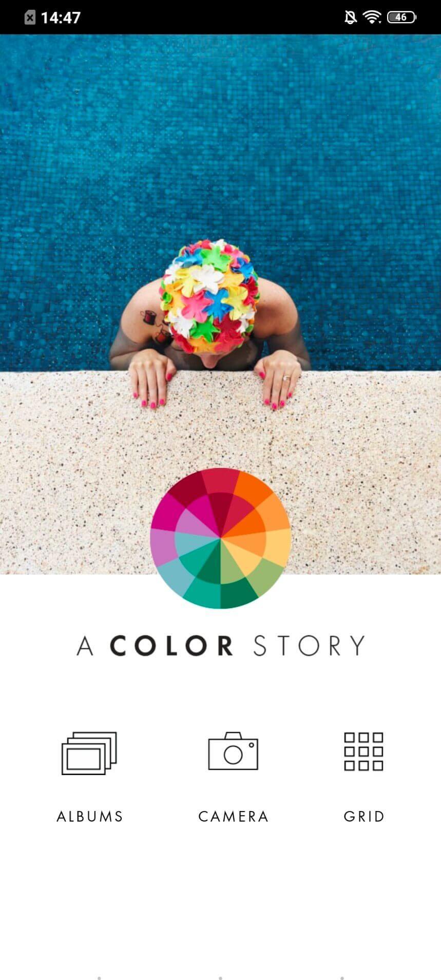 App chỉnh màu đẹp: A Color Story