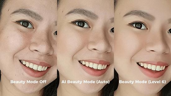 A.I Beauty đem lại gương mặt tự nhiên nhất cho cả nam và nữ