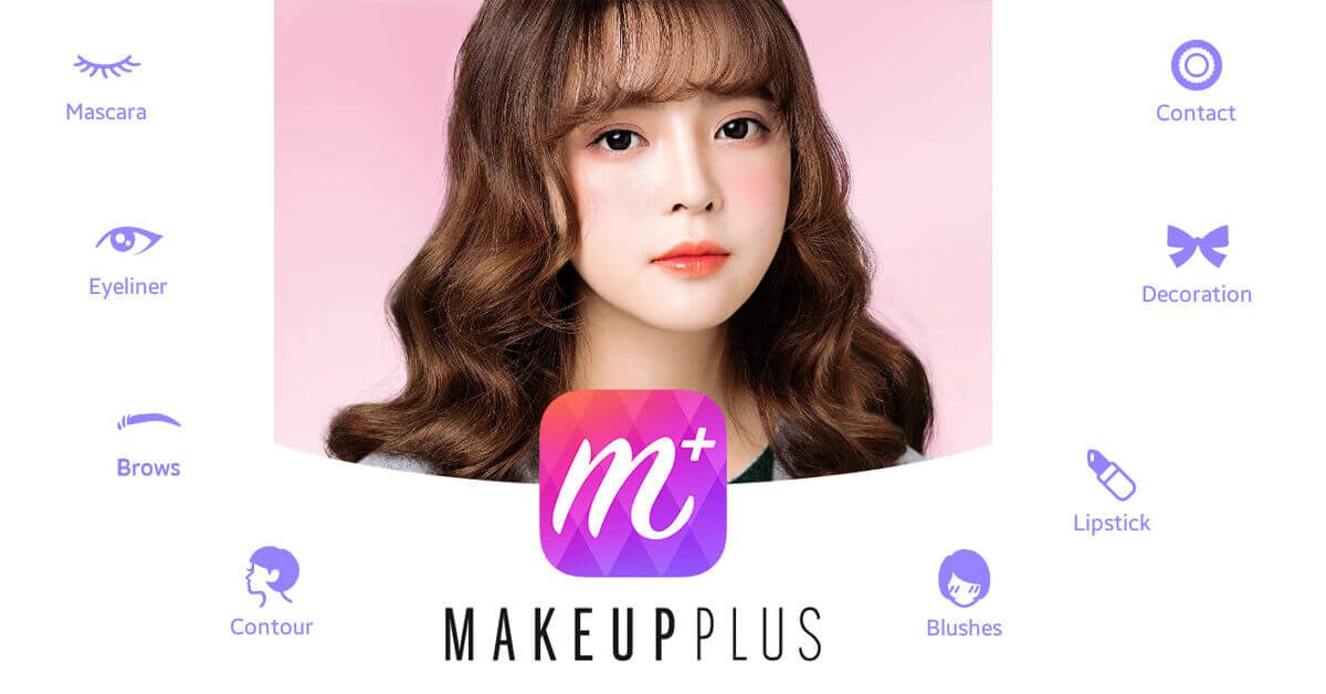 App chỉnh sửa ảnh MakeupPlus