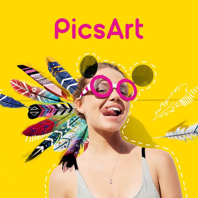 App chỉnh sửa ảnh đẹp nhất: PicsArt