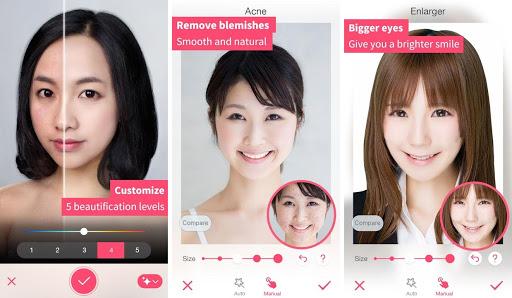 App chỉnh sửa ảnh Beauty Plus