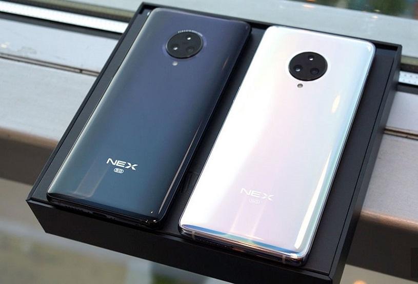 Điện thoại vivo NEX 3 5G