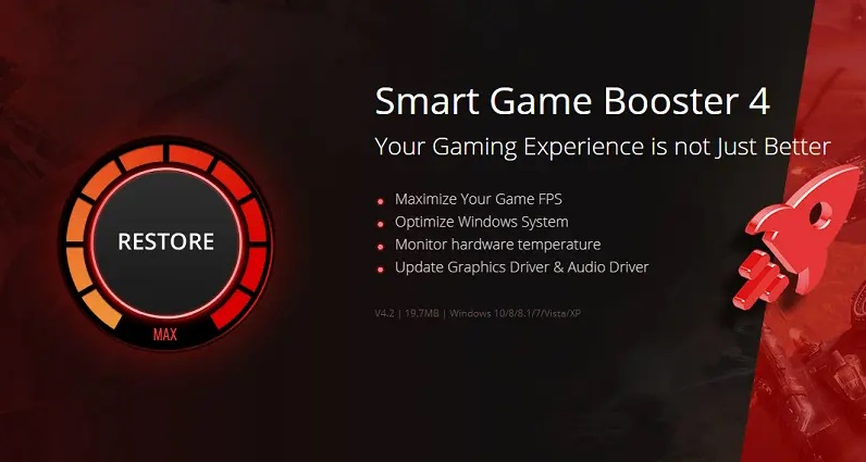 Ứng dụng Game Booster