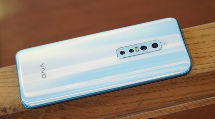 Điện thoại vivo V17 Pro mặt lưng kính cường lực Gorilla Glass 6