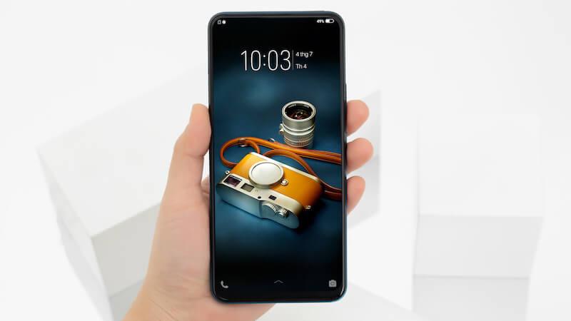 Điện thoại vivo V15 - Dẫn đầu xu hướng