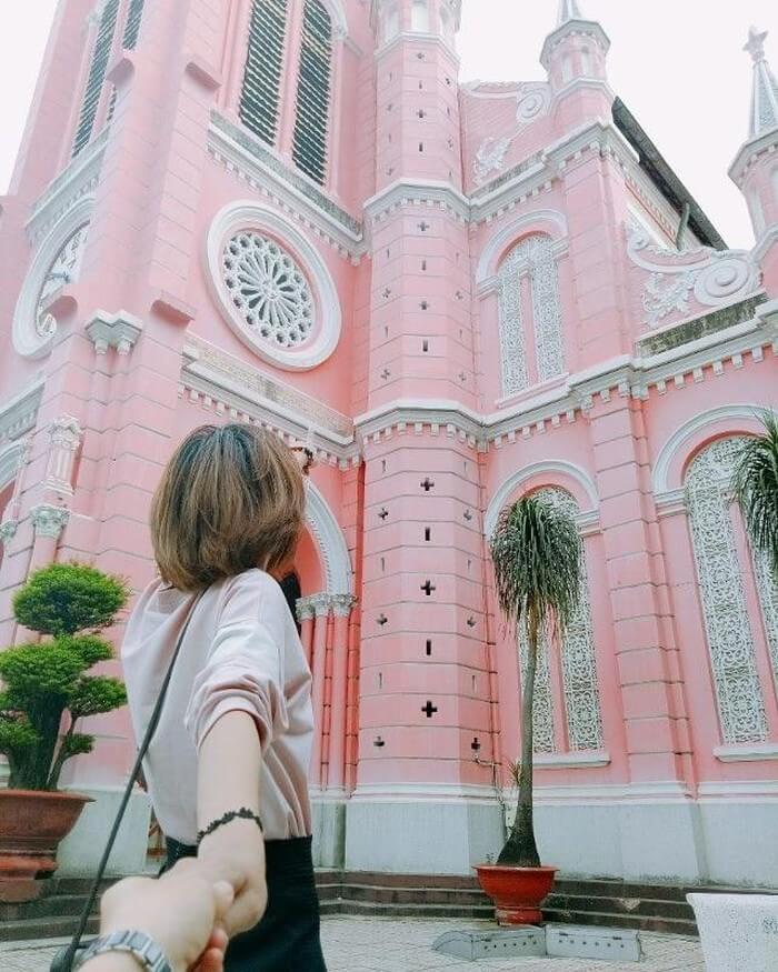 Một trend cực hot tại nhà thờ Tân Định