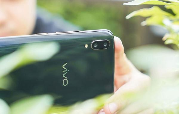 cách chụp xóa phông bằng điện thoại vivo