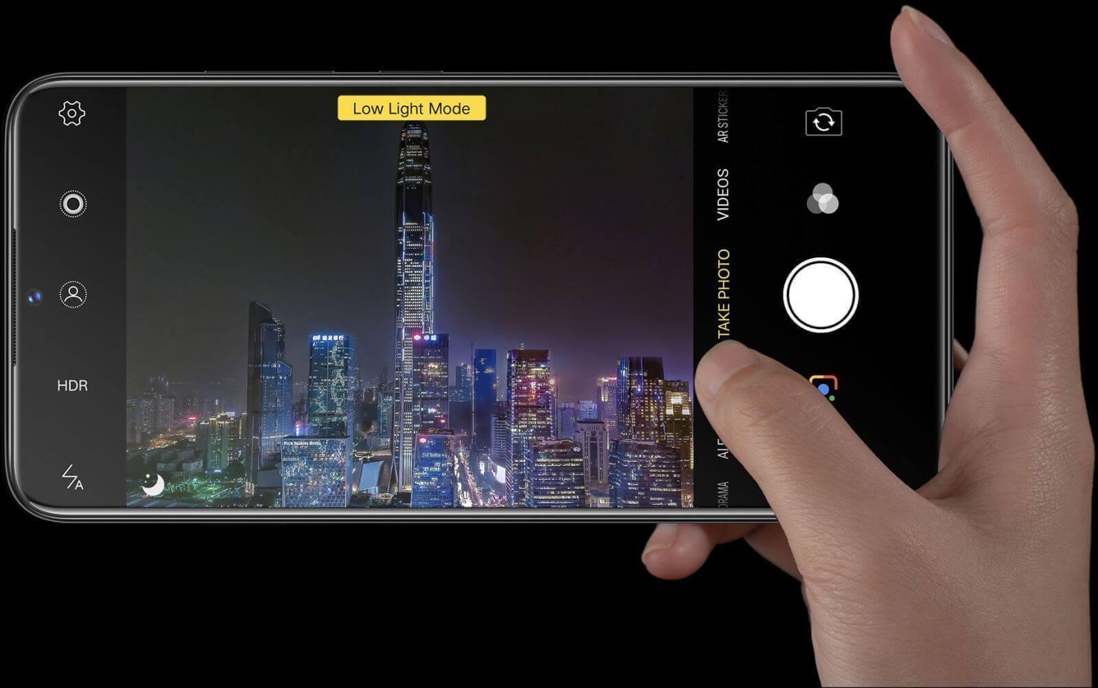 Chụp đêm bằng điện thoại vivo sáng rõ, sắc nét