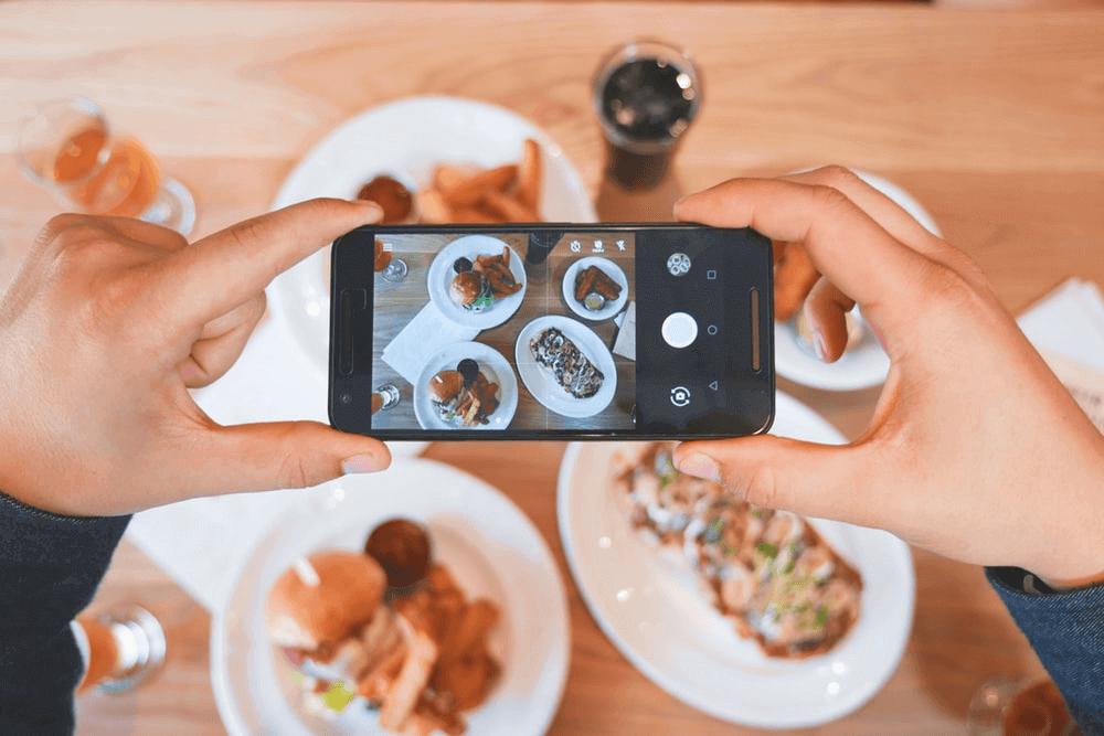 Foodie – app chụp đồ ăn được yêu thích nhất hiện nay