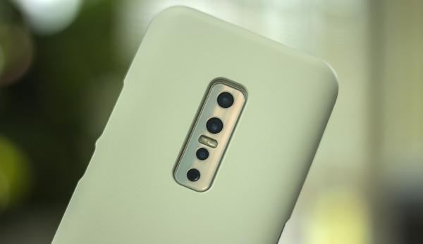 Vivo V17 Pro với combo 4 camera AI ở sau đầy chất lượng