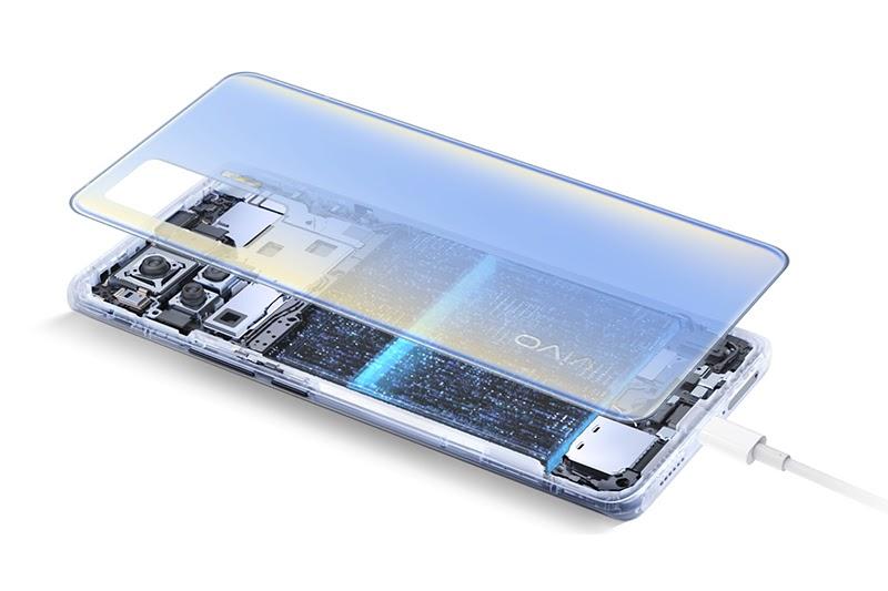 Chip Snapdragon 765G của vivo X50 Pro hỗ trợ 5G