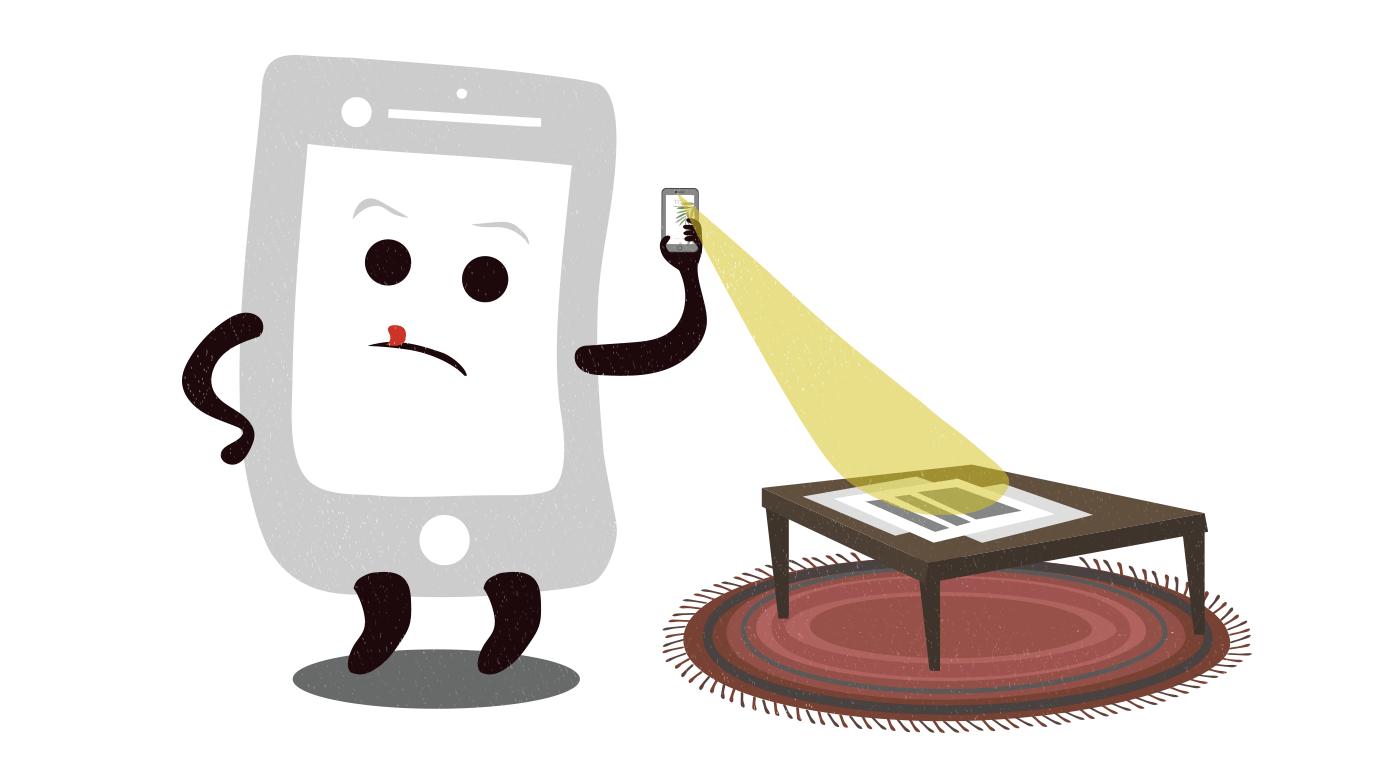 Scan bằng điện thoại phù hợp với rất nhiều cá nhân
