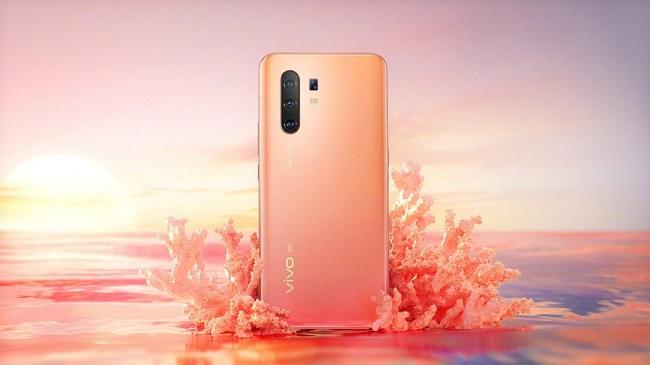 Thiết kế điện thoại vivo 5G