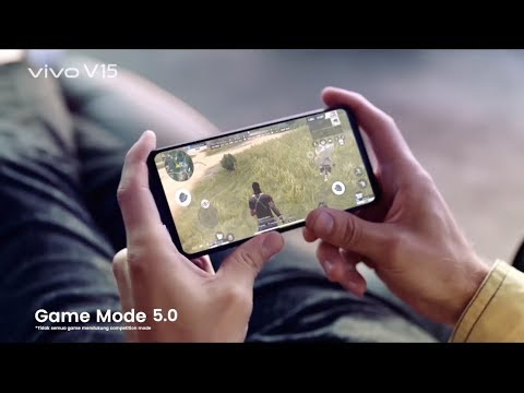 Chơi game trên vivo V15