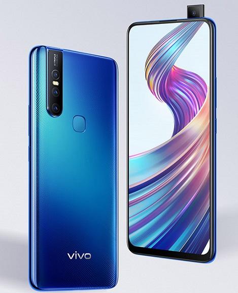 Thiết kế camera của điện thoại vivo V15