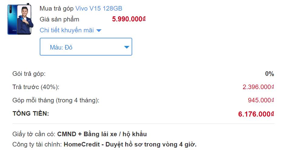 Thông tin mua hàng
